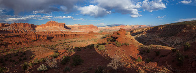 Panoramic Point, Capitol Reef NP