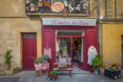 Boutique at Uzes, Provence