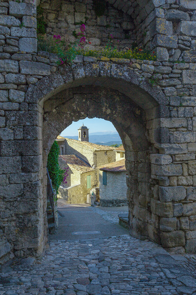 The Arches of Lacoste, Provence