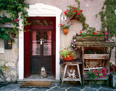 Cottage in Cortina, Italy