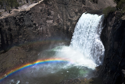 Rainbow Falls Afternoon