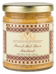 Sweet Hot Beer Mustard