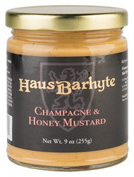 Champagne & Honey Mustard