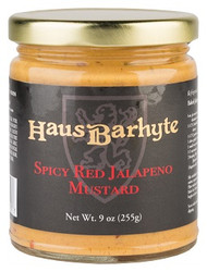 Spicy Red Jalapeno Mustard - 2017 WWMC Grand Champ!