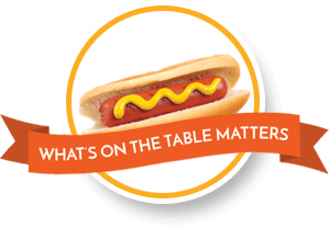 What's on the table matters