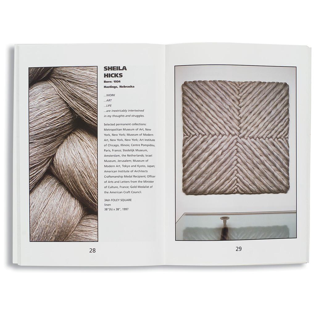 10th Wave Part II: New Textiles and Fiber Wall Art