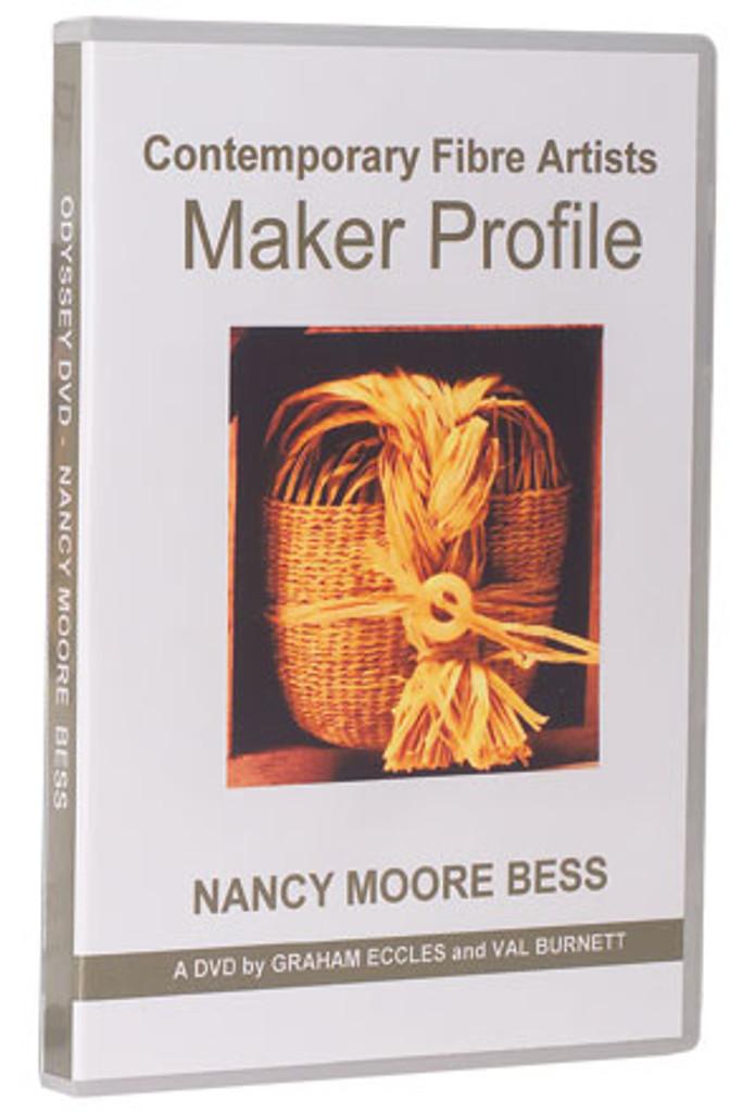 Contemporary American Fiber Artists Maker Profile: Nancy Moore Bess