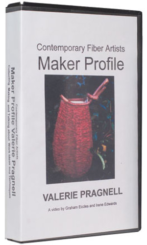 Contemporary American Fiber Artists Maker Profile: Valerie Pragnell