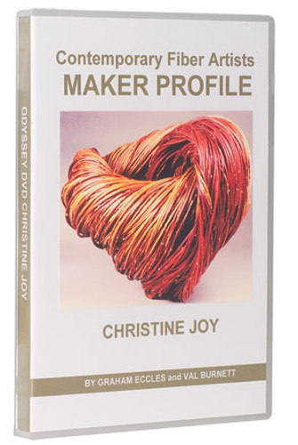 Contemporary American Fiber Artists Maker Profile:  Christine Joy