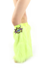 Statement Fluffies - Wicked (003)
