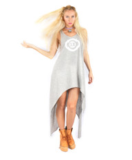 The Free Spirit - High Low dress