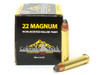 Surplusammo.com | Surplus Ammo 22 Magnum 40 Grain JHP R.C.A. Colorado Buck COBuck-22WMR