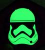 Storm Trooper First Order Parody Velcro Moral Patch Star Wars parody Surplus Ammo Glow in the Dark