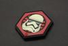 Storm Trooper First Order Parody Velcro Moral Patch Star Wars parody SurplusAmmo.com Glow in the Dark