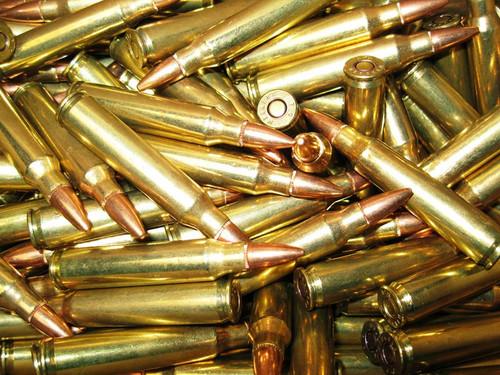 Surplus Ammo | Surplusammo.com .223 55 Grain FMJ-BT Federal American Eagle Ammunition AE223BK