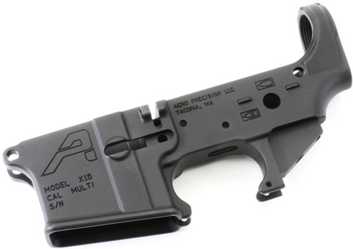 Aero Precision X-15 Stripped AR15 Gen 2 Lower Receiver API-X15