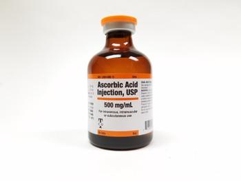 ASCORBIC  ACID  *  500 mg/mL * 50 mL