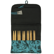 "HiyaHiya Bamboo 5"" Interchangeable Knitting Needle Set - Large"