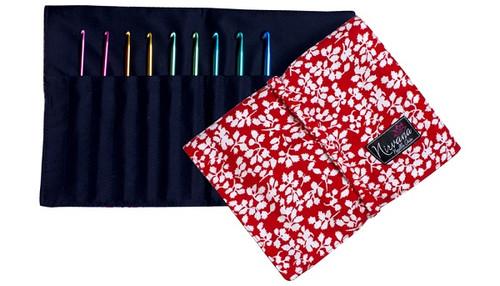 HiyaHiya Aluminum Crochet Hook Gift Set with Nirvana Case