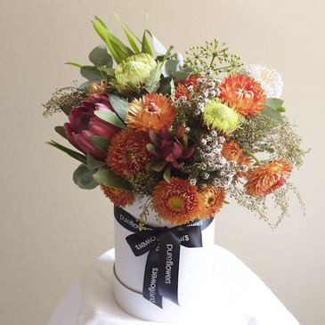 Send a Luxe Wildflower Box for Sydney Delivery