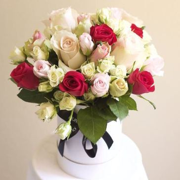 Send a Luxe Rose Box for Sydney Delivery