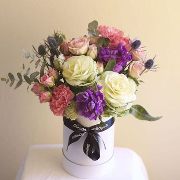Send a Luxe Flower Box for Sydney Delivery