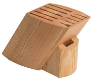 Ken Onion Oak Knife Block UPC: 678544971652 MPN: ACES-BLCK-0001