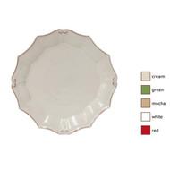 Casafina Vintage Port Red Round Dinner Plate MPN: VP109-RD