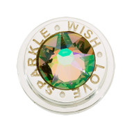 Nikki Lissoni Silver-Plated Wish. Love. Sparkle. Coin That Fits S Rings MPN: RC2037S EAN: 8719075301746