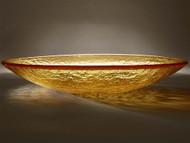 Fire and Light Zen Bowl 17 Inch