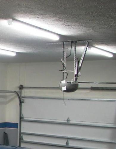 Led lighting garage lighting ideas for Tube led garage