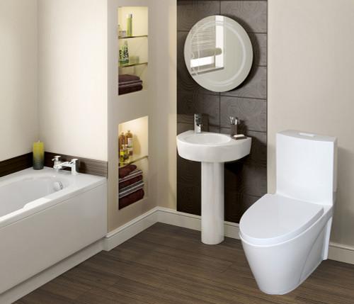 European Toilet One Piece for bathroom design ideas