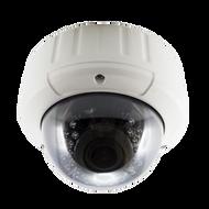 LEDs Vandal-proof 2.8-12mm Vari-focal Aluminum Dome Camera