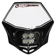 Baja Designs Squadron Pro M/C LED Race Light -Black-