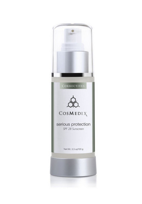 Cosmedix Serious Protection Advanced SPF28 Sunscreen