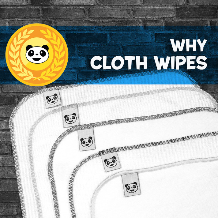 ​Why You Should Use Cloth Wipes