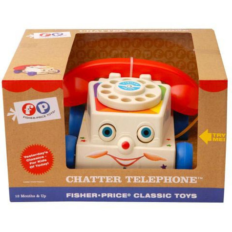 Classic Chatter Telephone