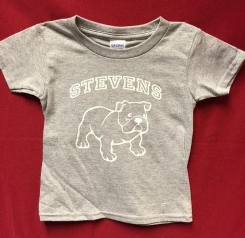 Bulldog Puppy Toddler T-Shirt