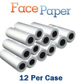 Crepe Chiropractic Table Paper 12ct
