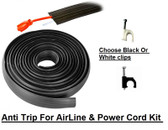Anti-Trip Air Line & Power Cord Protector