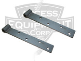 Omni Flat Rod Hinge - Set of 2