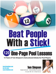Beat People With A Stick by Tom Simpson