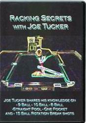 Racking Secrets by Joe Tucker (DVD)