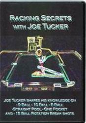 Racking Secrets by Joe Tucker (DVD)