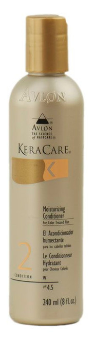 Keracare Moisturizing Conditioner For Color Treated 8oz