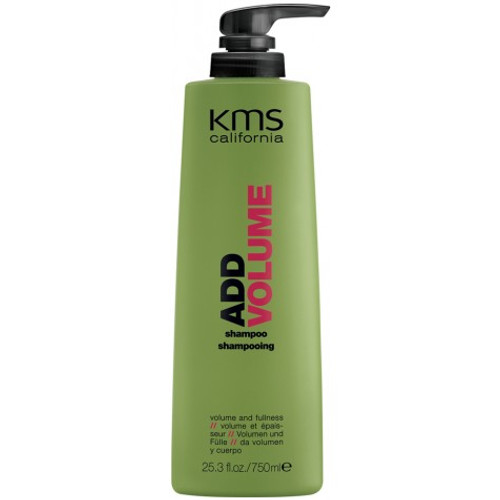 KMS California AddVolume Shampoo 750ml