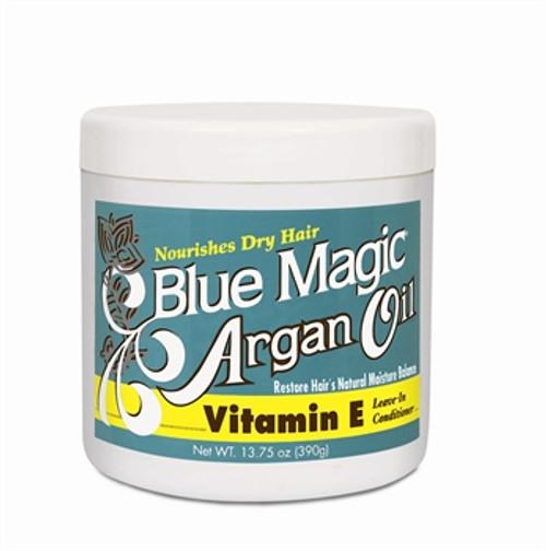 Blue Magic Argan Oil Vitamin E Hair Creme 390g