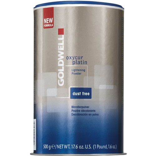 Goldwell Oxycur Platin Dust Free Bleach 500ml