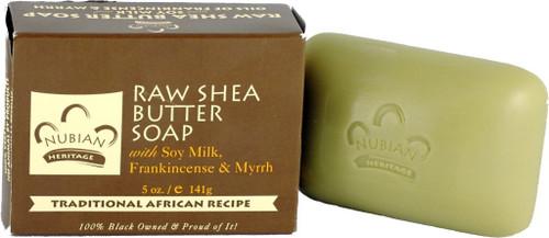 Nubian Raw Shea Butter Soap 5oz