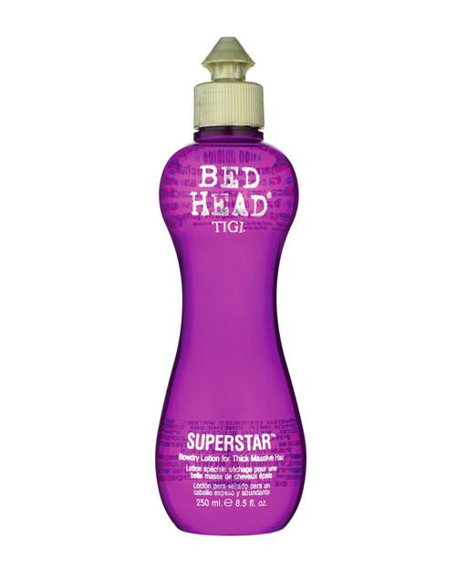 TIGI Bed Head Super Star Blow Dry Lotion 250ml